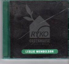 (FT473) Leslie Mendelson, Easy Love 5 track sampler - 2008 DJ CD