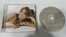 JANET JACKSON ALL FOR YOU CD 2001 EU EDITION