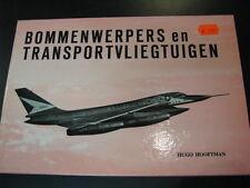 Bommenwerpers en Transportvliegtuigen, door Hugo Hooftman (NL)