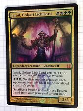 Mtg Magic the Gathering Return to Ravnica Jarad, Golgari Lich Lord FOIL