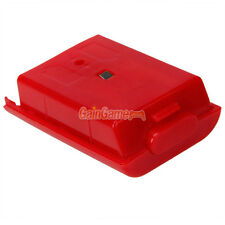 2x New Battery Pack Cover Shell Case for Xbox 360 Wireless Controller Red