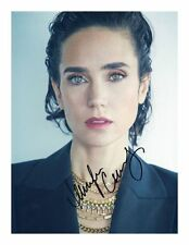 JENNIFER CONNELLY AUTOGRAPHED SIGNED A4 PP POSTER PHOTO