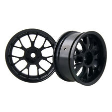 4x Wheel 26mm,Rim Hex 12mm, RC 1:10 On-Road Street Drift Car tires 907B
