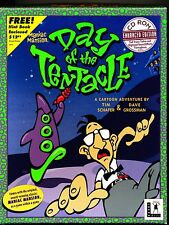 Maniac Mansion: Day of the Tentacle (PC, 1993) Complete