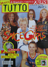 TUTTO 1 1997 Madonna Spice Girls Stone Roses Fun Lovin Criminals Liftiba 99Posse