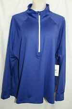 3X Womens Energy Zone speed Dri Technology Pull Over PURPLE Light Jacket NWT $55