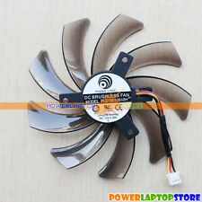 95mm PLD10010S12H 3Pin Fan F Gigabyte GeForce GTX 660 600 7750 TI Graphics Card