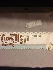 Fancy Pants Designs Photo Fun Raw Chipboard. Sealed!