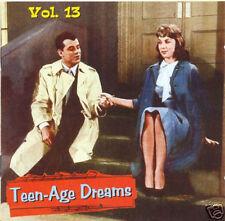 V.A. - TEEN-AGE DREAMS Vol.13 Popcorn & Teenage CD