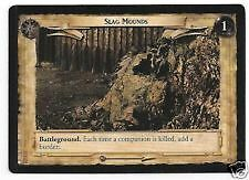 Lord of the Rings CCG Shadows 11S258 Slag Mounds LOTR TCG