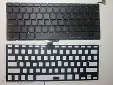 "Used Keyboard With Backlight for Macbook Unibody 13.3"" A1278 2008 Fully Tested"