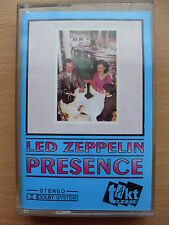 MC / Cassette    -   LED ZEPPELIN - Presence