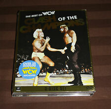 WWE: Best of WCW Clash of the Champions (DVD, 2012, 3-Disc Set) BRAND NEW