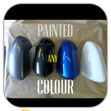 NISSAN QASHQAI  2007-2013 RH OR LH WING MIRROR COVER PAINTED ANY NISSAN COLOUR