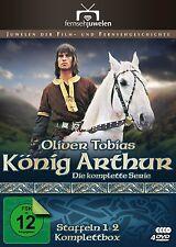 König Arthur - Die komplette Serie, Staffel 1 + 2, 4 DVD Edition NEU + OVP!