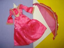 Vtg Barbie Superstar 70s Doll Clothes Lot GUAG GET UP N GO Dress Set 1976 9594