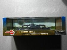 Dragon CanDo Giant Armor 1:144 Scale Morser Karl Railway Transport Carrier ODIN
