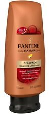 Pantene Pro-V Truly Natural Hair Co-Wash Cleansing Conditioner, 20 Fl Oz