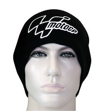 Moto GP Beanie Hat - Black - Official Merchandise - Perfect Gift