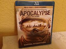 APOCALYPSE FORMERLY HELL BLU-RAY + DVD COMBO 2011 POST APOCALYPTIC MOVIE