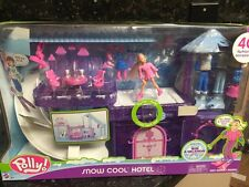 Polly Pocket Snow Cool Hotel Brand New,  40  Fashion Accessories Rare Last One