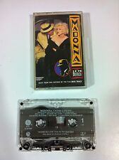 MADONNA - BREATHLESS - K7 CASSETTE TAPE - WARNER 1990 USA EDITION SIRE 4-26209