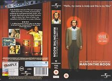 Man On The Moon, Jim Carrey Video Promo Sample Sleeve/Cover #9568
