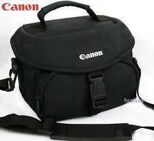 Padded CANON Mid Sz Camera Bag w/Large Frt Pocket Carries & Protects MINT!