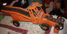 Ny-Lint 1940's 1800 Adams Travel Loader Orange with VERY unusual Military Decals