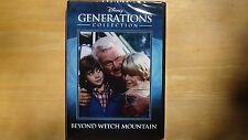 Disney BEYOND WITCH MOUNTAIN DVD New Sealed Generations Collection