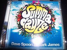 Summadayze / Summa Dayze – Mixed By Dave Spoon & Mark James 2 CD – Like New