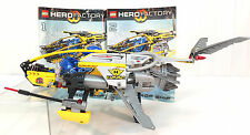 Lego Hero Factory~ Flying DROP SHIP #7160~  Complete Bionicle~