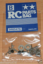Tamiya 58132 Mitsubishi Pajero Metaltop/Jeep, 9465476/19465476 Screw Bag B, NIP