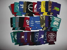 500 Neoprene Can Koozy Resale Wholesale Flea Market Lot Koozie Beer Can