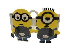 Official Despicable Me Minions Novelty UV400 Kids Sunglasses