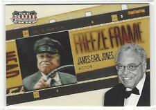 JAMES EARL JONES 2015 Panini Americana Freeze Frame Film Cell Insert Card