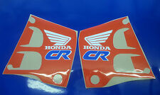 1990 HONDA CR 250 RADIATOR SCOOP GRAPHICS