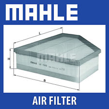Mahle Air Filter LX1640 - Fits BMW 1, 3 Series 07on - Genuine Part