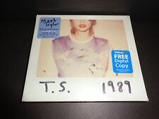 "Taylor Swift ""1989"" Walmart Edition TAYLOR SWIFT Big Machine Records BMRBD0500C"
