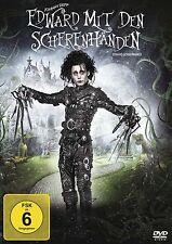 Edward mit den Scherenhänden - Tim Burton - Johnny Depp # DVD OVP NEU