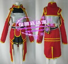 Sword Art Online Silica Ayano Keiko Halloween Battle Suit Cosplay Costume J001
