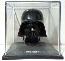 STAR WARS Helmet Collection #1 DARTH VADER - 1:5 Scale Figure On Base In Case