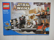 Star Wars Lego Set 10123 Cloud City Excellent Con.New Instruction,No Figure& Box