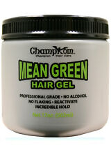 CHAMPKOM  Champion Mean Green Hair Gel 17 oz, Alcohol-Free & Non-Flaking