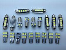 20x LED SMD Luce Bianco Interno Posteriore illuminazione AUDI A4 B6 B7 S4 wagon