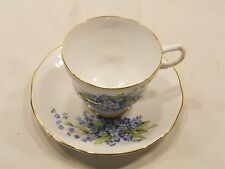 ROYAL DOVER FINE BONE CHINA, CUP AND SAUCER, MADE IN ENGLAND