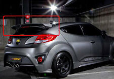(Fit: Hyundai 2012+ Veloster Turbo) Rear Roof Trunk Lip Wing Devil's Spoiler