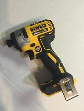 "USA made DeWALT DCF887B 20V Li-Ion XR 1/4""  Cordless Impact Drill Bare brushless"