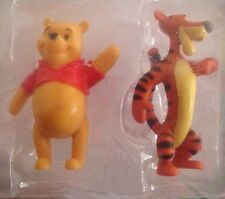 Disney Winnie The Pooh and Friends Pooh And Tigger Toy Figurines in Original Box