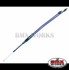 Blank BMX Upper Gyro Cable Blue